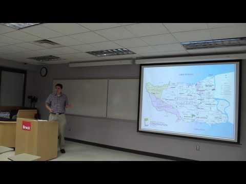 """SSAS Transdisciplinary Seminar: """"Tracking watershed health in Niagara"""""""