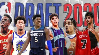 The Final 2020 NBA Mock Draft.... (Trades)
