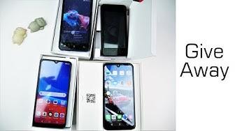#Gewinnspiel: Smartphone Special - 4 Smartphones suchen neue Besitzer - Moschuss.de
