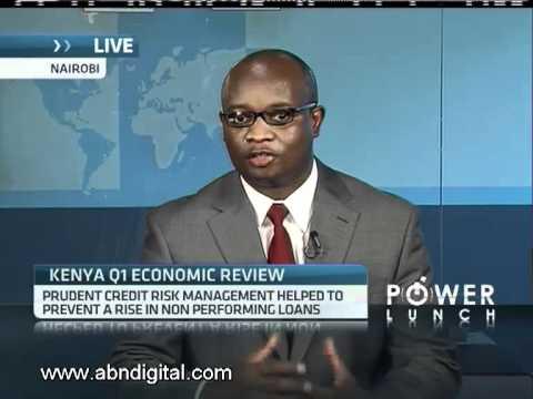 Kenya's Economic Performance with Edwin Dande