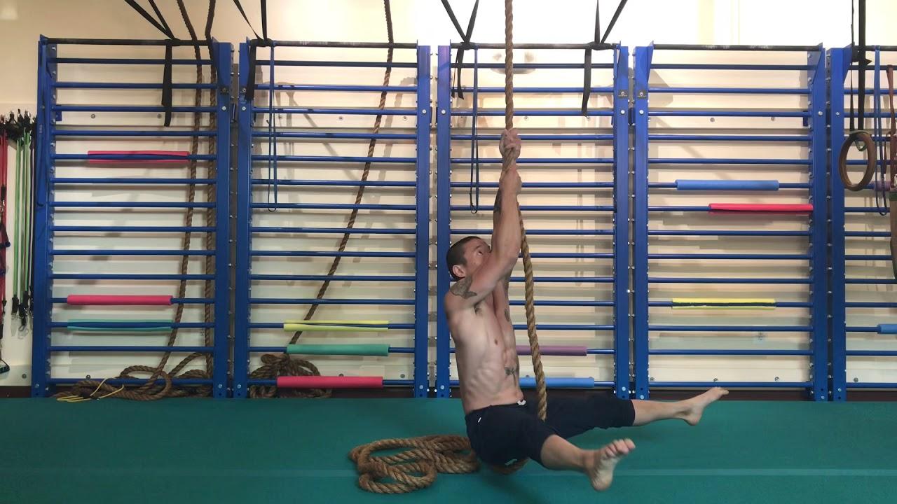 Czech 1: Legless Ropeclimb Progression ��