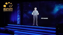 Peter Diamandis hologram keynote technology - Aurum Speakers Bureau