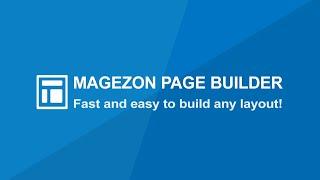 Magento 2 Page Builder Extension  | Visual Drag & Drop Page Builder
