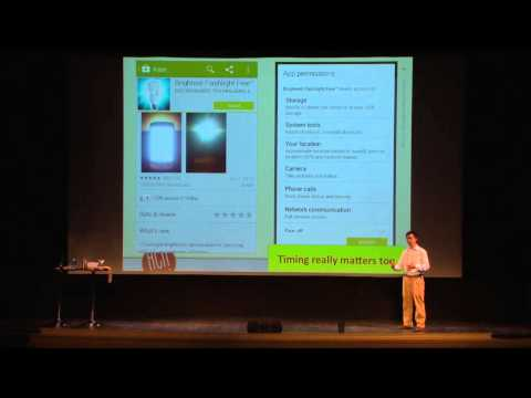 Jason Hong: Designing the Online Experience for User Privacy