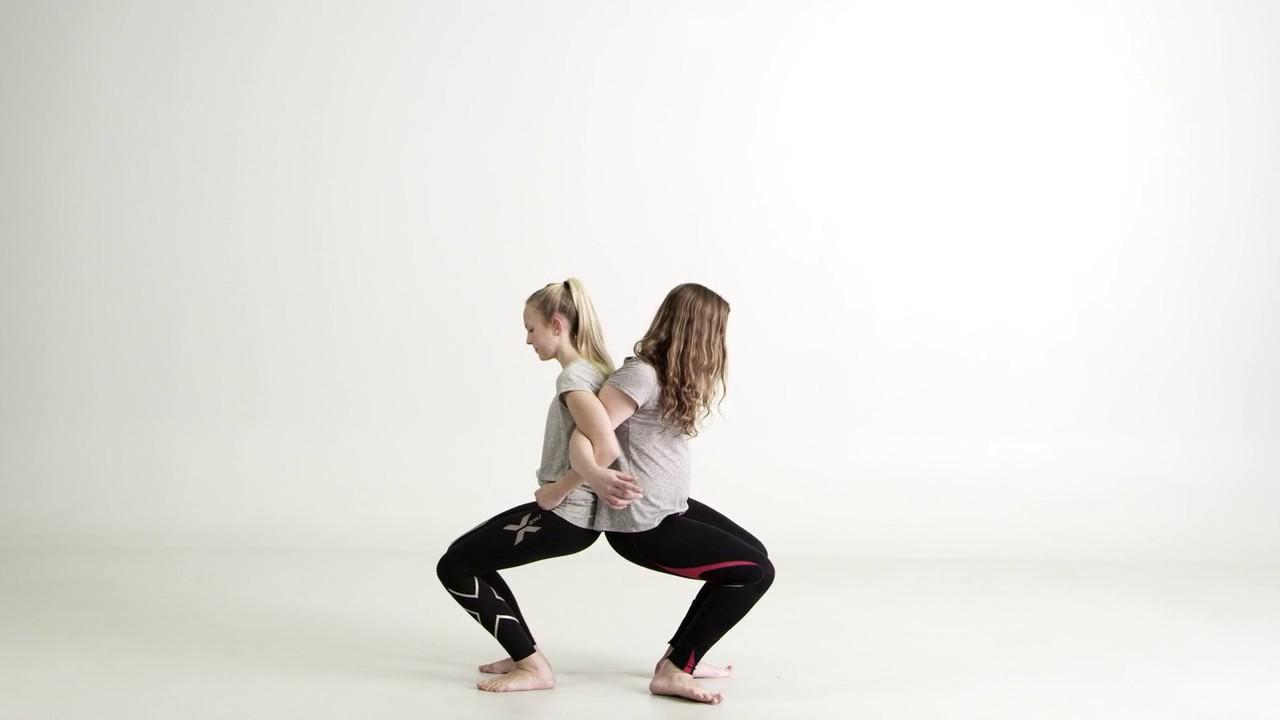 par yoga øvelser