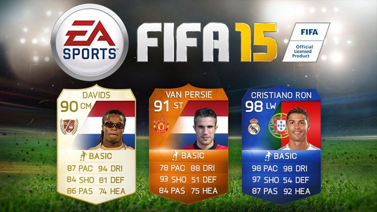 لعبه FIFA 15 Ultimate Team v1.6.1 مكركه (تحديث)