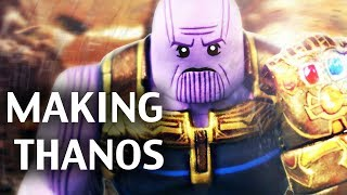 Making LEGO Avengers: Infinity War - THANOS