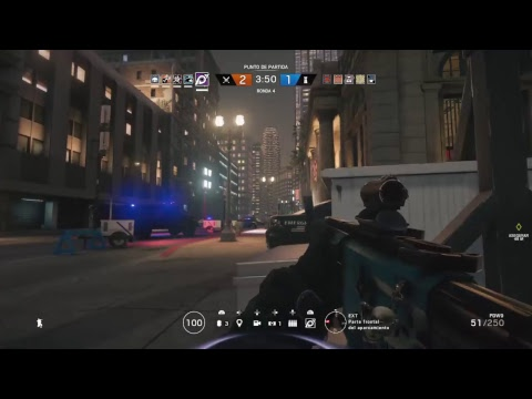 DIRECTAZO con COMPITRUENOS RAINBOW SIX (PS4, live stream 60fps)