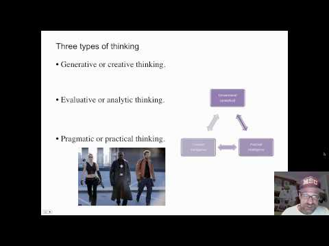USING THE TRIARCHIC THEORY OF INTELLIGENCE TO DESIGN ACTIVITIES AND ASSIGNMENTS