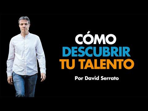 Conócete a ti mismo y descubre tu don. David Serrato