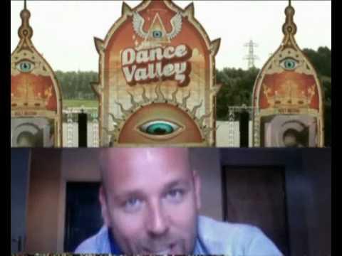 Sander Kleinenberg Interview : Dance Valley 2010