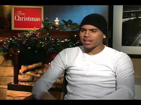 Chris Brown  for This Christmas