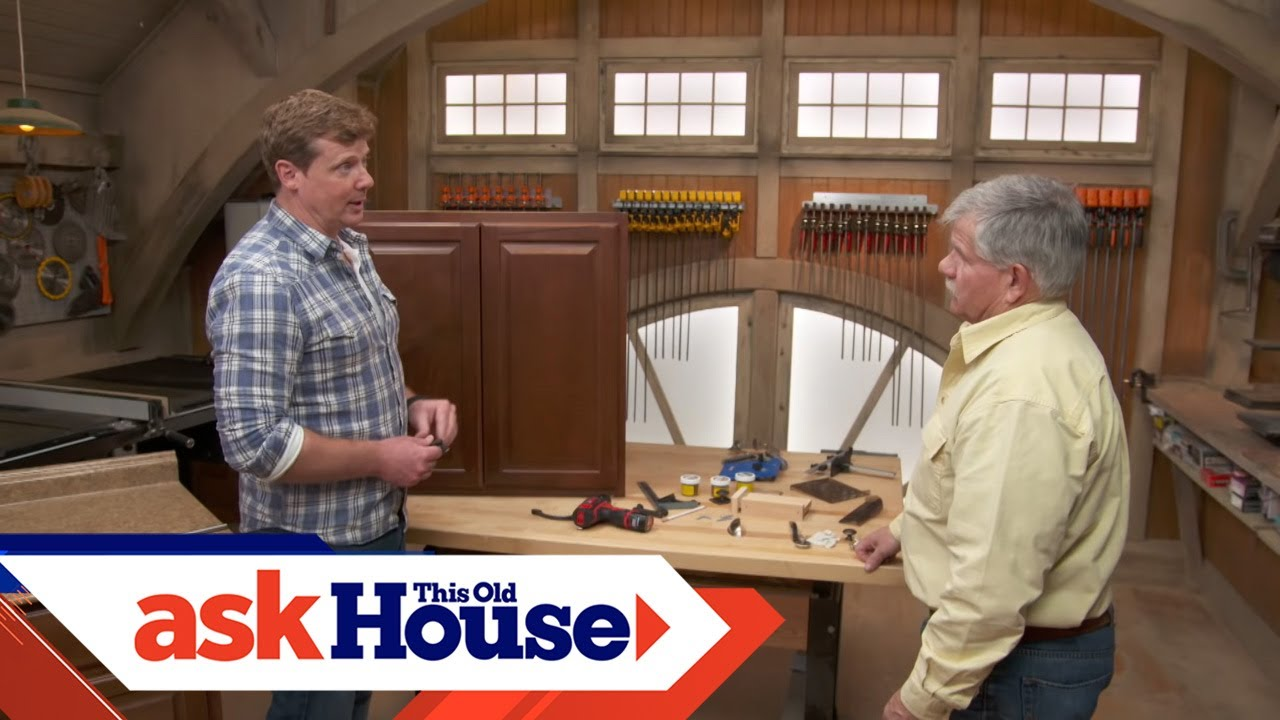 How To Locate Cabinet Knobs And Pulls Ask This Old House Youtube