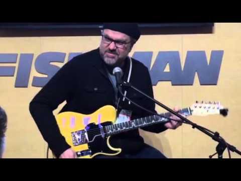 Greg Koch - Fishman Tele Bridge Demo