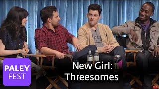 New Girl  - Threesomes And Rusted Root