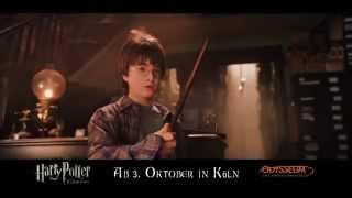 Harry Potter™: The Exhibition ab Oktober im Odysseum Köln