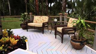 Plastic Wood Composite Furniture
