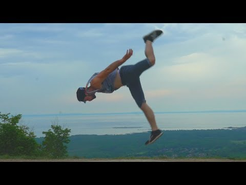 Parkour and Freerunning 2018 - Freerunning Passion