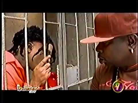 Ity And Fancy Cat - Fat Skull Visit Vybz Kartel Aka Worl Boss In Jail 2011.mp4