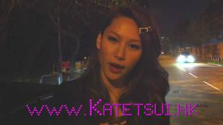 Kate Tsui International Official Fan Club Merry Christmas Lucky Draw2011