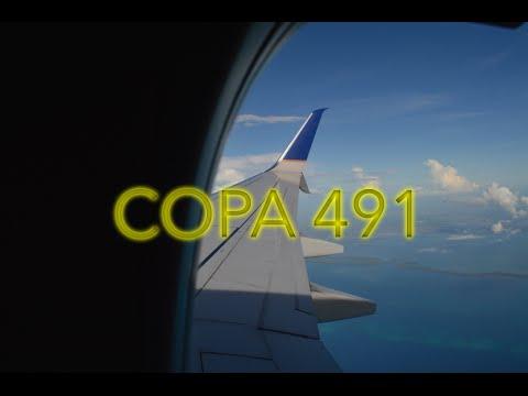 Boeing 737-800 | COPA AIRLINES | MIA-PTY | Miami-Panama
