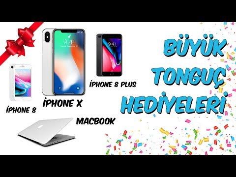 Büyük Yeni Yıl Hediyesi Çekilişi - iPhone X