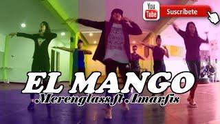D.S. El Mango - Merenglass ft Amarfis ZUMBA 2018