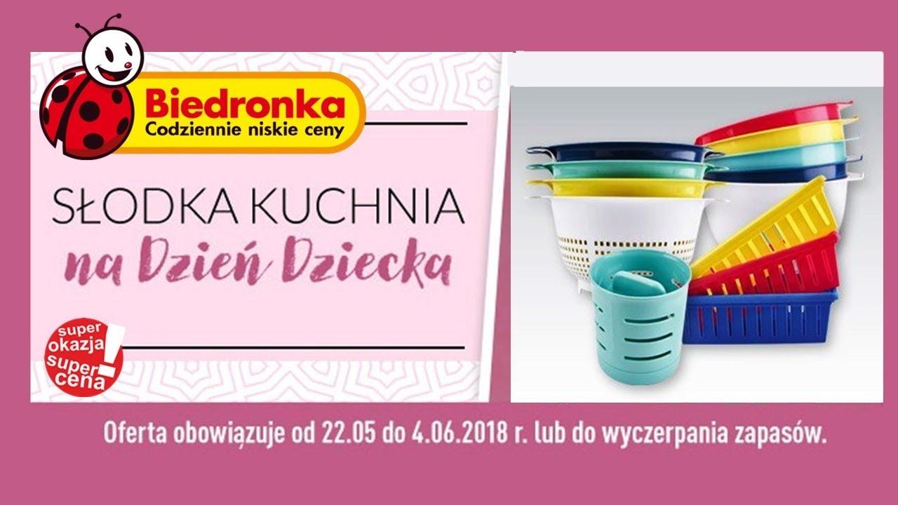 Oferta Biedronki Od 22052018 Słodka Kuchnia