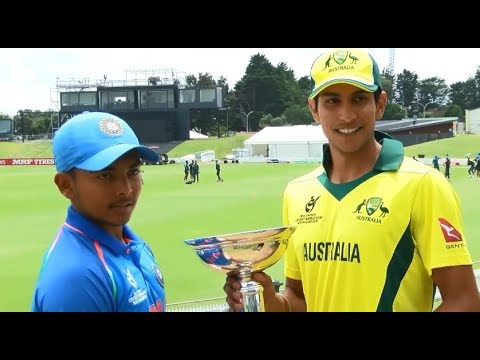U-19 Cricket World Cup final: India not favourites, says Aussie captain Sangha