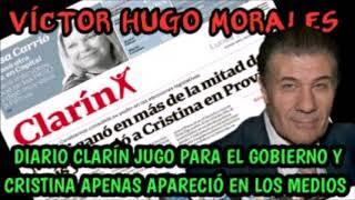 VÍCTOR HUGO MORALES -