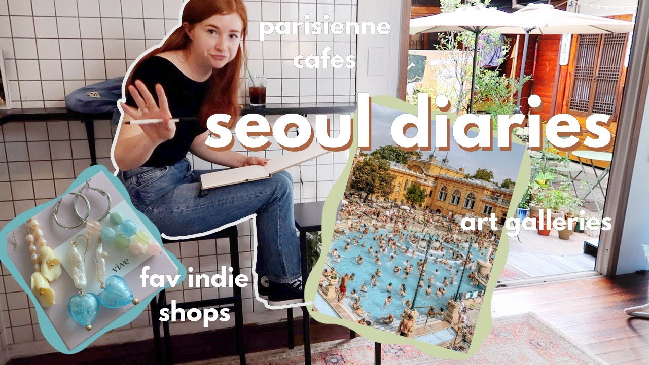 Before Leaving 🍐 kind strangers, shopping, and galleries | a day of my life in seoul, korea vlog