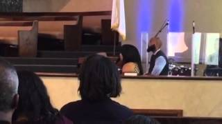 Shelea Frazier Singing Medley Of 34 I Love The Lord 34 And Fall