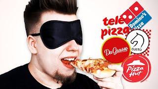 Rozpoznaj Pizzę Na Ślepo Challenge