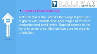 Latest Real Estate News for the South America Investment Market