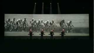 Kraftwerk - Tour De France Étape 2 [Live, 2004] HD
