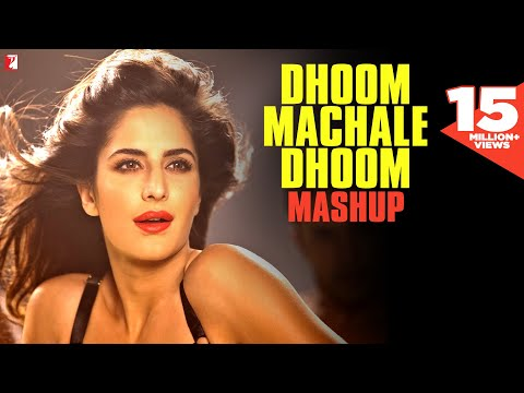 Mix - Mashup: Dhoom Machale Dhoom | DHOOM:3 | Katrina Kaif