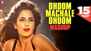 Mashup - Dhoom Machale Dhoom  - DHOOM:3 |  Katrina Kaif  | Aamir Khan
