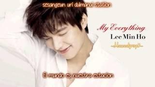 Video Lee Min Ho - Love motion [Sub español+Rom] download MP3, 3GP, MP4, WEBM, AVI, FLV Mei 2018