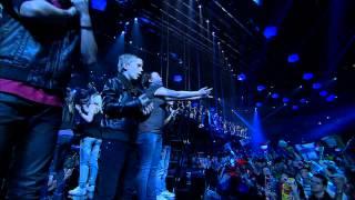 Loreen - Euphoria - Children Choir -  ESC 2013 ( Spc X Drive II XD e2 RAW 24) (Spc Heavy Logic II)