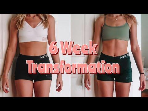 I did Kayla Itsines BBG | 6 week BODY TRANSFORMATION (vlog style!)