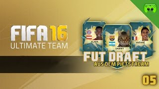 FIFA 16 # 05 - FUT Draft Reloaded | FULL HD 60 FPS