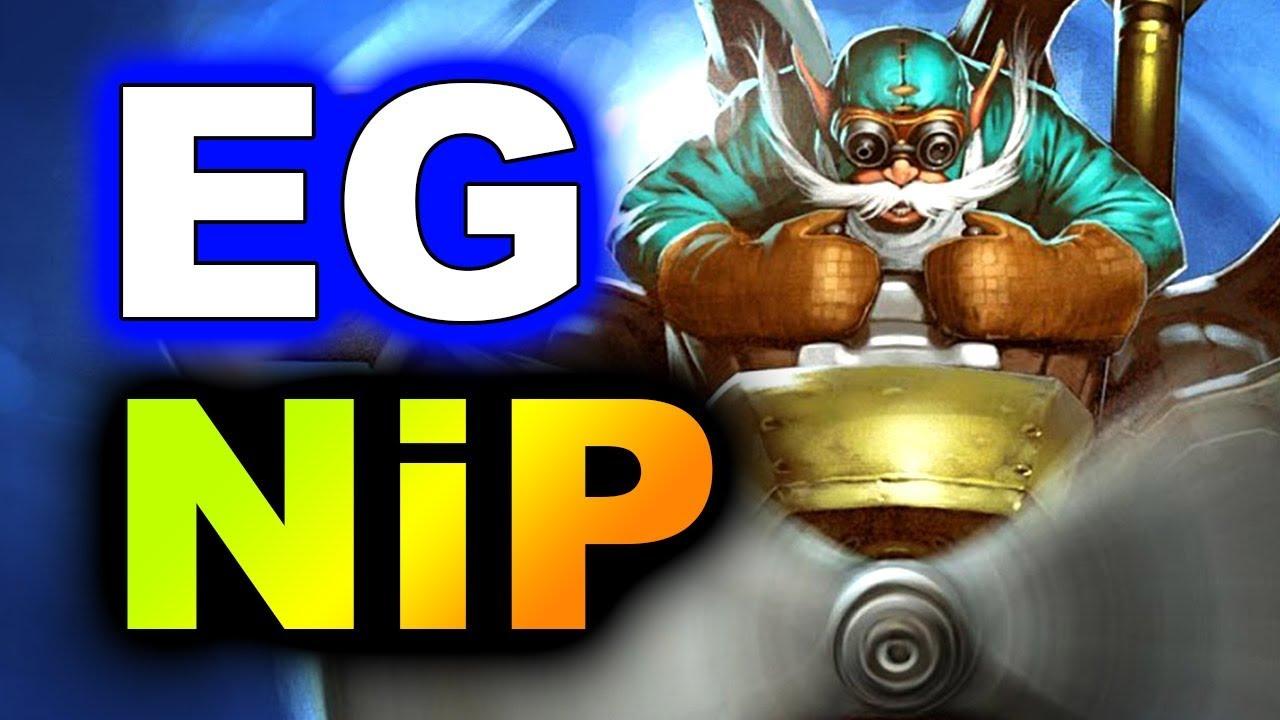 EG vs NiP - ELIMINTAION GAME! - TI9 THE INTERNATIONAL 2019 DOTA 2 thumbnail