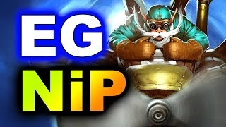 EG vs NiP - ELIMINTAION GAME! - TI9 THE INTERNATIONAL 2019 DOTA 2