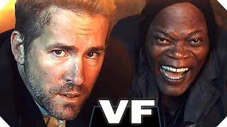 HITMAN & BODYGUARD Bande Annonce VF Officielle (20...