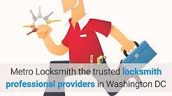 Locksmith in Washington DC | Metro Locksmith 240-630-2205