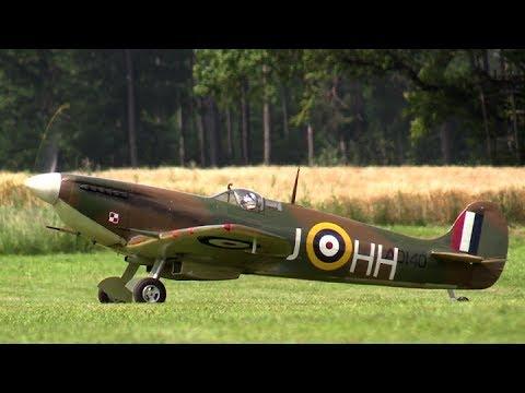 RC Plane - Supermarine Spitfire - Best Videos and Retailers