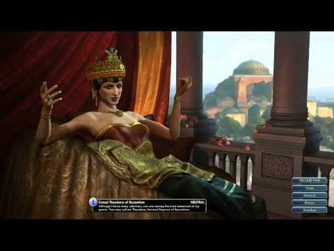 Civilization V OST | Theodora Peace Theme | Phos Hilaron