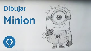 Dibujar a un Minion de Gru - How to draw Despicable Me (Warner Bros.)