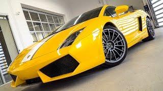 THE LEGENDARY RWD 2010 Lamborghini Gallardo LP550-2 Valentino Balboni Edition!!!