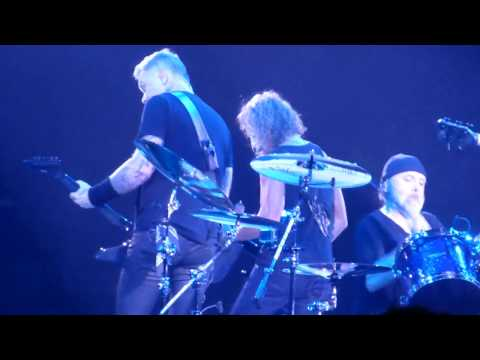 Metallica - Anethesia (Pulling Teeth) + Orion (Live in Copenhagen, February 7th, 2017)